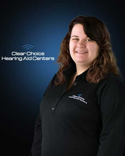 Brittany Santos, HIS - Clear Choice Hearing Aid Centers